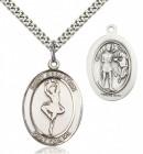St. Sebastian Dance Medal