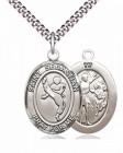 St. Sebastian Martial Arts Medal