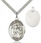 St. Sebastian Medal