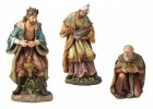 "Three Kings Statue Set - 39"" H"