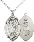 Women's Guadalupe of Central America Necklace