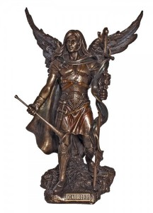 Archangel Gabriel Statue, 9 Inches [GSS014]