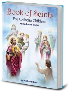 Book of Saints for Catholic Children [HC0032]