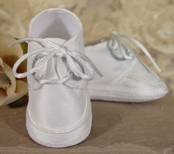 Boys Silk Dupioni Shoe [BSH005]
