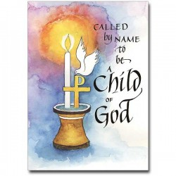 Called By Name To Be A Child of God Greeting Card [PRH006]