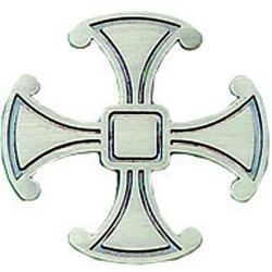 Canterbury Cross Pin [TCG0157]