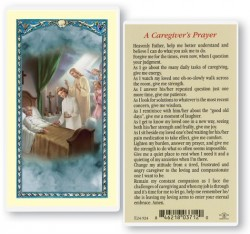 Caregiver Laminated Prayer Cards 25 Pack [HPR924]
