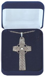 Celtic Cross Pendant - Large [TCG0323]
