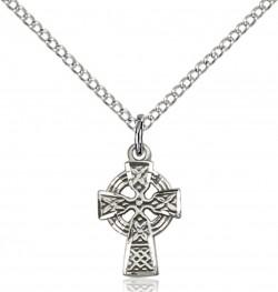 Baby Celtic Cross Pendant [BC0079]