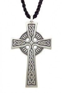 Celtic Cross Pendant [TCG0329]