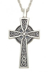 Celtic Cross Pendant [TCG0330]