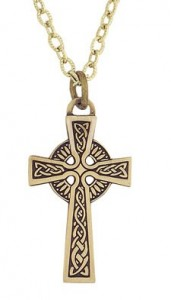 Celtic Cross Pendant [TCG0331]