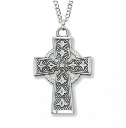 Women's Celtic Cross Pendant [MVM1093]