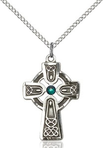 Celtic Cross Pendant [BLST5689]