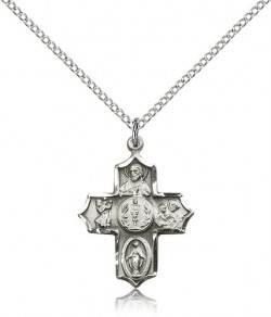 Chalice Center 4 Way Pendant [BC0082]