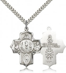 Men's Chalice Center 5-Way Pendant [BM0021]
