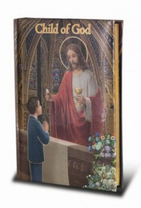 Child of God First Communion Prayer Book Boy [HR2471]