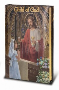 Child of God First Communion Prayer Book Girls [HR2470]