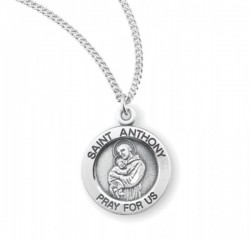 Child's St. Anthony Necklace [HMM3423]