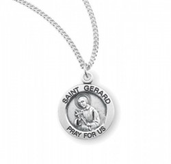 Child's St. Gerard Charm Necklace [HMM3427]