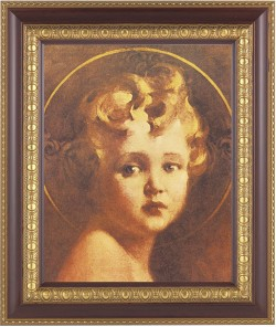 Christ Child Framed Print [HFP110]