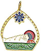 Christ Child Ornament [TCG0255]