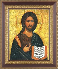Christ the Teacher Framed Print [HFP142]