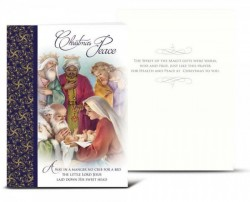 Christmas Peace Christmas Card Set [HRCR8106]
