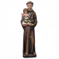 Church Size Saint Anthony Statue 48 Inch High Statue [CBST075]