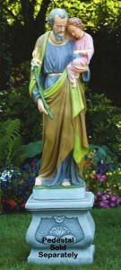 Church Size St. Joseph Statue 54.5 Inches [MSA3016]