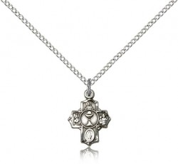 First Communion 5-Way Pendant [BC0025]