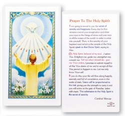 Confirmation Holy Spirit Laminated Prayer Cards 25 Pack [HPR660]