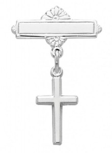 Cross Baby Pin [PN0004]
