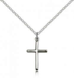 Women's Simple Cross Pendant [CM2073]