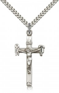 Hammer & Wrench Crucifix Pendant [BM0292]
