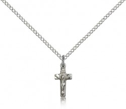 Baby Traditional Crucifix Pendant [BM0303]