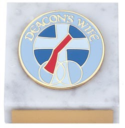 Deacon's Wife Paperweight [TCG0041]
