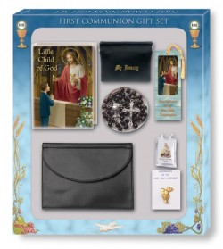 Deluxe First Communion Gift Set - Boy [HC0012]