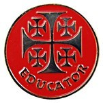 Educator Pin [TCG0177]