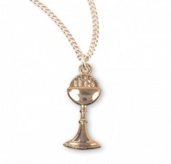 First Communion Chalice Pendant [REC0006]