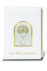 First Communion Salerni Sterling Silver Missal [HMHC004]