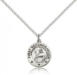 First Reconciliation Pendant [BC0073]