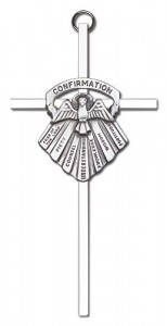 "Gifts of Confirmation Wall Cross 6"" [CRB0037]"