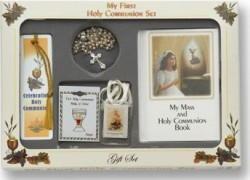 "Girl's 'My First Holy Communion Gift Set"" [SNC0060]"