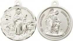 Good Shepherd Guardian Angel Medal [BMGS0100]
