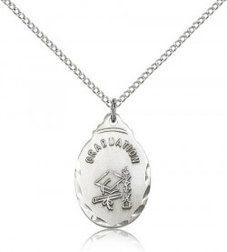 Women's Graduation Necklace [CM2220]