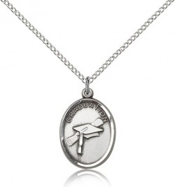 Female Graduation Pendant [BM0326]