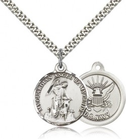 Guardian Angel Navy Medal [CM2192]