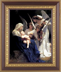 Heavenly Melody Madonna Framed Print [HFP267]