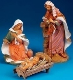 Holy Family Nativity Figures - 18 inch [RM0088]